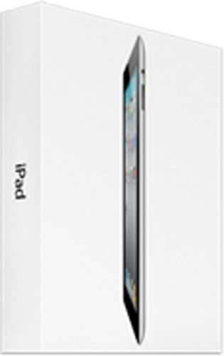 Apple iPad 2 with Wi-Fi (Black, 64GB)