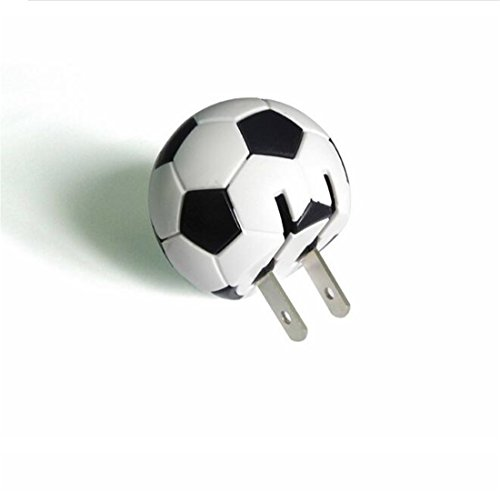 Football Single Usb Travel Charger For Mobile Phones Phone Charger Direct Charge