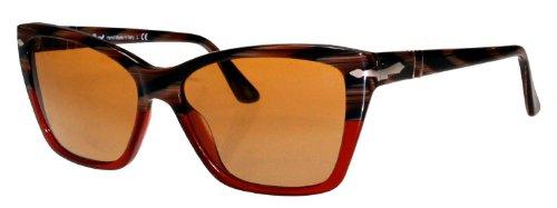 【Persol サングラス 眼鏡】Persol 3023s 953/85 ぺルソール 3023s 953/85 ブラウン