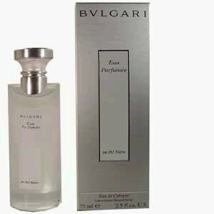 Au The Blanc Perfume By Bvlgari 2.5 Oz / 75 Ml Eau De Cologne(Edc) New In Retail Box
