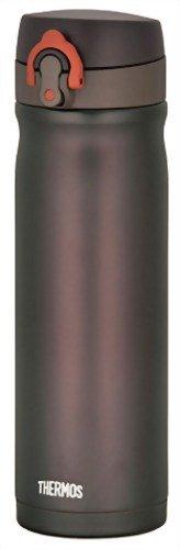 THERMOS 真空断熱ケータイマグ 【ワンタッチオープンタイプ】 0.5L ダークブラウン JMY-501 DBW