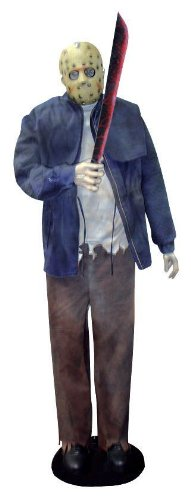 Friday the 13th - Jason Voorhees Lifesize Animated Prop