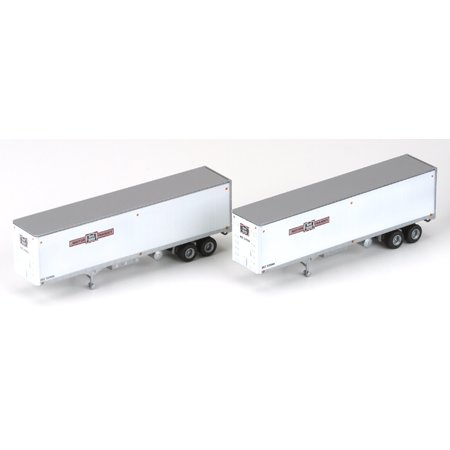 Athearn HO RTR 70490 Rock Island 40' Trailer set of 2 (#2) RI discontinued 2006
