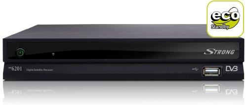 satelliten und tv receiver strong srt 6201 digitaler satelliten receiver dvb s pvr ready 1x. Black Bedroom Furniture Sets. Home Design Ideas