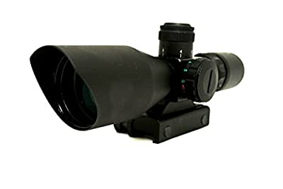 Monstrum Tactical 3-9x40 Rifle Scope with Illuminated BDC Reticle from Monstrum Tactical