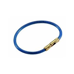 "Lucky Line 71101 Key Ring (1, 4-3/4"" Long)"