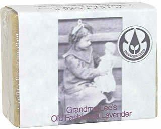 ジョン&ダイアナのハンドメイドソープ リーおばさんのオールドラベンダー
