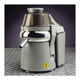 L'Equip Model 110.5 Mini Pulp Ejection Juicer, Grey