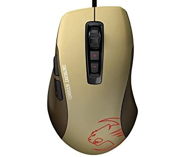 ROCCATロケット Kone Pure Military – Core Performance Gaming Mouse (Desert Strike) ゲーミングマウス ROC-11-713-AS