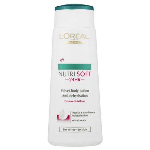 L'Oréal Paris Nutri soft 24hr velvet-body lotion