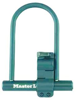 u locks master lock 4pk mast 8195d keyed u lock w carrier bracket. Black Bedroom Furniture Sets. Home Design Ideas