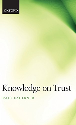 Knowledge on Trust