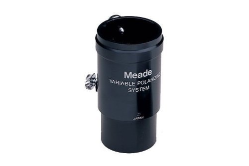Meade 07286 No.905 1.25-Inch Variable Polarizing Filter (Black)