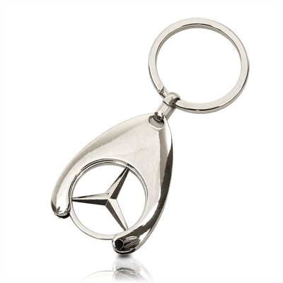 Mercedes Benz Key Chain with Chip
