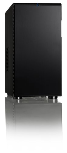 Fractal Design ミドルタワーPCケース Define R4 Black Pearl FD-CS-DEF-R4-BL 日本正規代理店品 CS3969 FD-CA-DEF-R4-BL