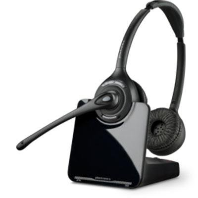 Plantronics - 88285-01 - Wrlss Over The Head Binaural