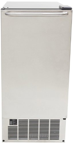 Whynter Uim-501Ss Stainless Steel Built-In Clear Ice Maker front-585325