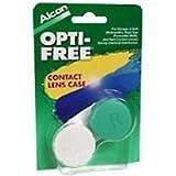 Opti-Free Express, Contact Lens Case