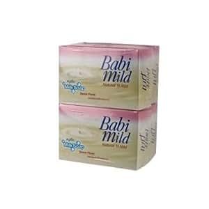 baby soap babi mild natural n mild 4x90g pink pack of 3 baby bar soaps baby. Black Bedroom Furniture Sets. Home Design Ideas