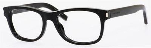 Yves Saint Laurent Yves Saint Laurent Sl 14 Eyeglasses-0807 Black-52mm