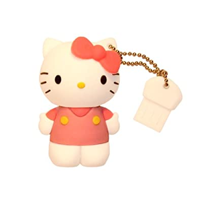 4GB HELLO KITTY USB Flash Memory Drive by JellyFlash