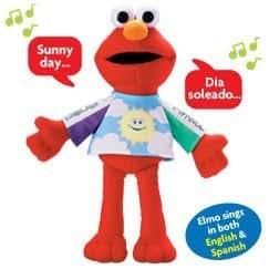 Bilingual Elmo