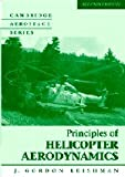img - for Principles of Helicopter Aerodynamics with CD Extra (Cambridge Aerospace Series) book / textbook / text book