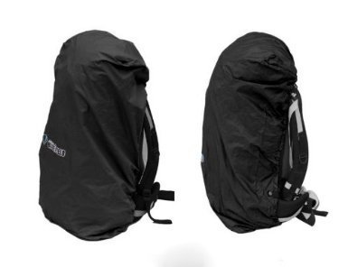 KLOUD City ® Nylon Backpack Rain Cover for Hiking Camping Traveling (Size: L / M / S)