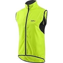 Louis Garneau Men\'s Nova Vest Bright Yellow M 2-Pack