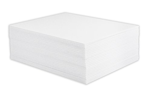 Mat Board Center, Pack of 25 11x14 1/8