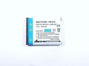 Batterie pour Olypus LI-40B
