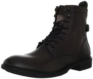 (新品)CK 卡尔文 CK Jeans Men's Hewitt Bootie男士短靴折后$129