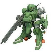 Votoms Blue Knight Berserga Story Vol 2 Trading Figure Box (12 Pieces)