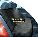 PEUGEOT 207 & 207CC (2006 on) Rear Black Waterproof Seat Covers