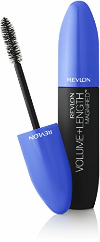Revlon Blacken Brown Mascara, Volume Plus Length by Revlon