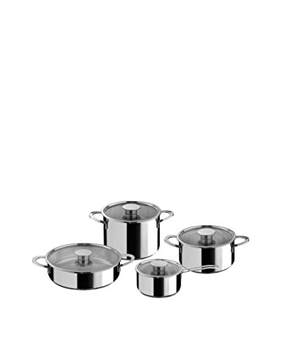 Mepra Gourmet 8-Piece Cookware Set