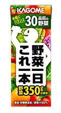 カゴメ 野菜一日これ一本 200ml 【12本】
