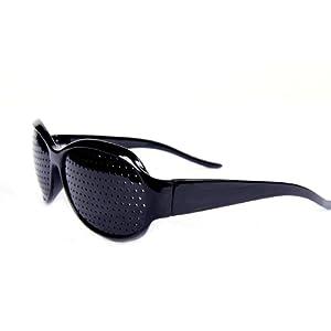FreshGadgetz Soins de la vue améliore la vision lunettes sténopé exercé lunettes Unisex
