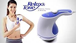 EASY DEAL INDIA RELAX & TONE BODY MASSAGER
