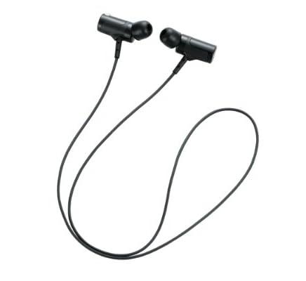 Logitec Bluetooth4.0対応 ワイヤレスステレオイヤホン 超小型 高音質コーデック aptX対応 ブラック LBT-MPHPC30BK