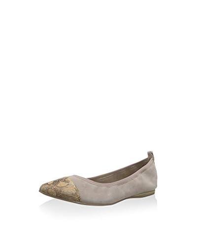 Tamaris Ballerina 22134 beige