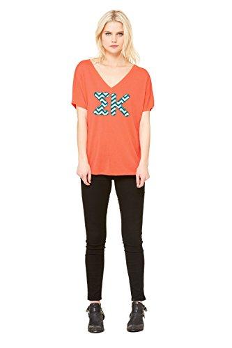 sigma-kappa-sorority-licensed-greek-flowy-ladies-v-neck-coral-t-shirt-v-neckm