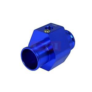 Carro Pacific 30Mm Water Temp Sensor Adaptor Blue at Sears.com