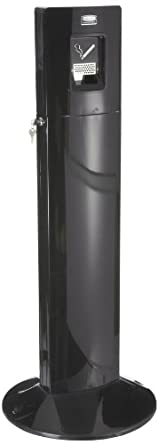 Rubbermaid Commercial Metropolitan Smokers' Tower, Round