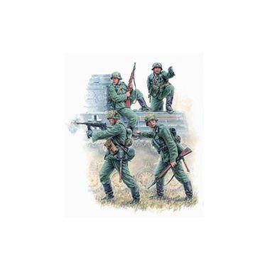 Panzergrenadiers (4) 1/35 Zvezda
