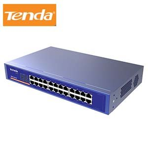 24-Port Gigabit Desktop Rackmount switch Tenda TEG1024D