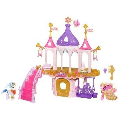 My Little Pony Royal Wedding Castle Playset 마이 리틀 포니 로얄 웨딩 캐슬 [병행수입]-