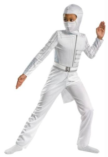 Costumes For All Occasions DG42590G Storm Shadow Class 10-12 Child