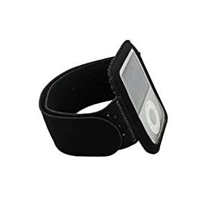 Aztech Accessories iPod Nano 3rd Generation Armband (Black)