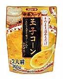 めいらく スジャータ 中華スープ 玉子コーン 2人前/360g